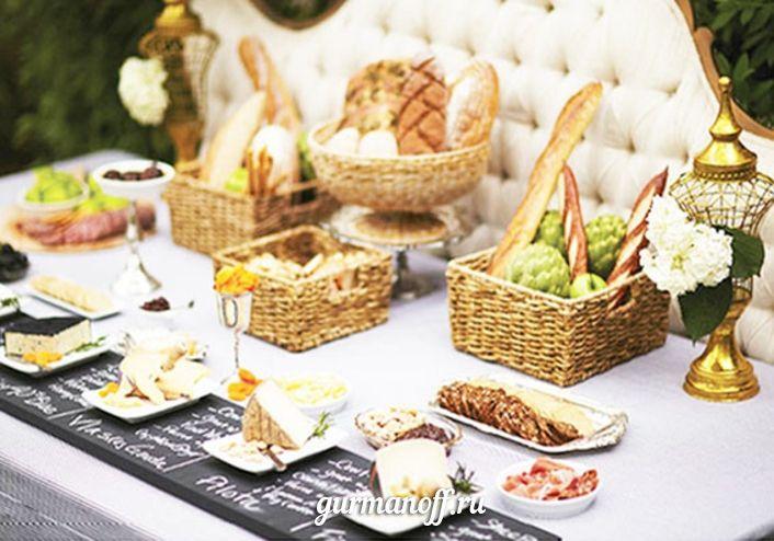 Заказать сырное фондю. Сырный стол на свадьбе и других мероприятиях — Ресторан выездного обслуживания «ГурмановЪ»