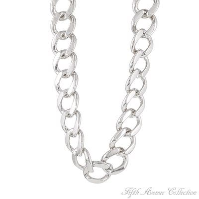 Rhodium Neckpiece - Sassy Fun - Australia - Fifth Avenue Collection - Jewellery that changes the way you see fashion