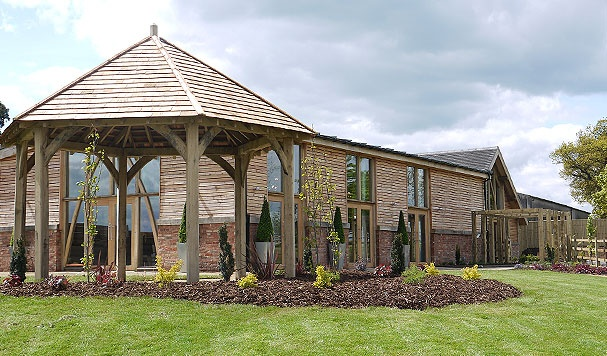 Mythe Barn Wedding Venue Birmingham