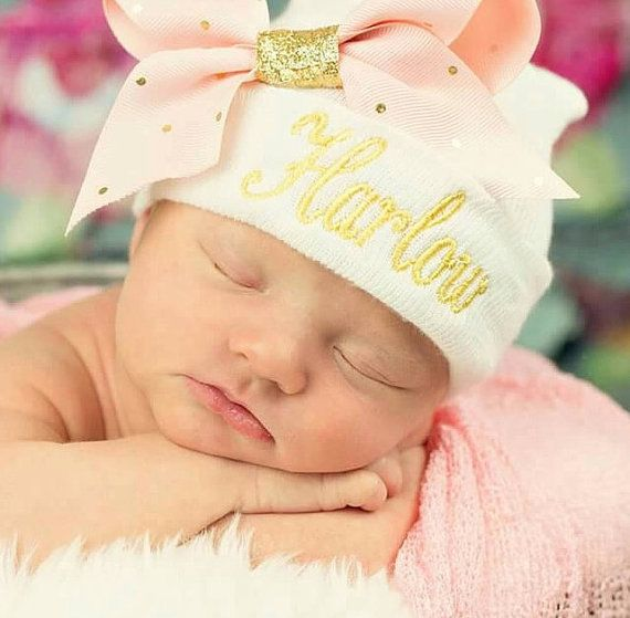 BABY GIRL coming home outfit baby girl newborn by WhomadeDatNola