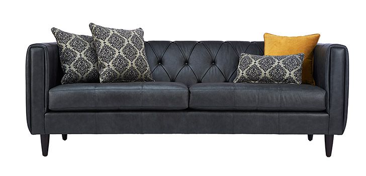 The Carson Sofa is part of the Jane by Jane Lockhart furniture line.