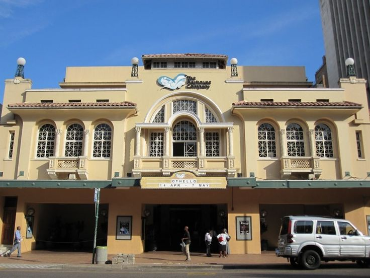 The Playhouse, Smith Street, Durban