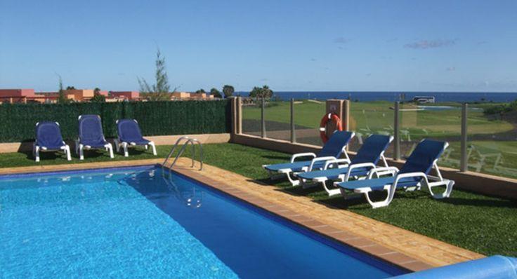 Villa Ballesteros - Luxury 3 Bedroom Villa Fuerteventura Golf Course |  http://www.fuerte-hols.com/fuerteventura/caleta-de-fuste/villa-ballesteros/