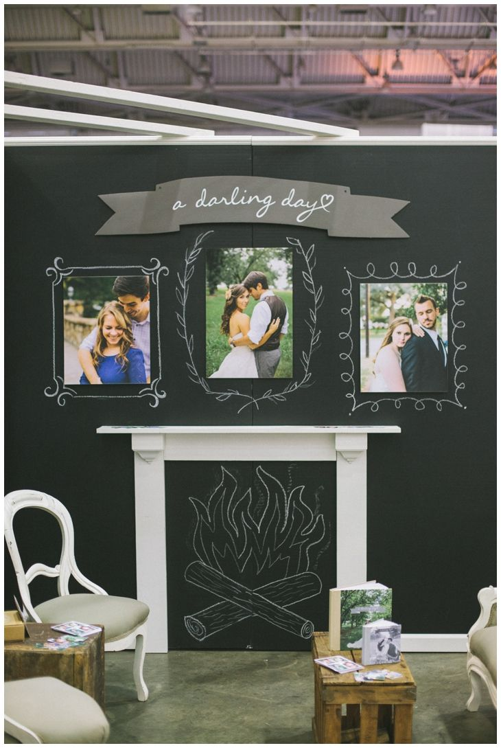 bridal show booth design | greenville, sc « A Darling Day A Darling Day