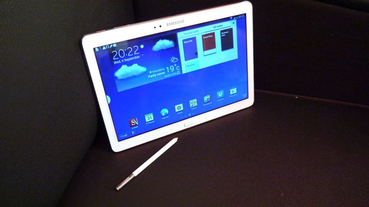 Samsung may have a 10.5-inch AMOLED tablet tucked in its CES 2014 carry-on   Big tablet news for CES leaks out as word is Samsung may have a whole new slate planned January. Buying advice from the leading technology site