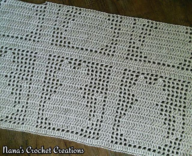 Cute Cats Afghan Free Crochet Patterns | 519x640