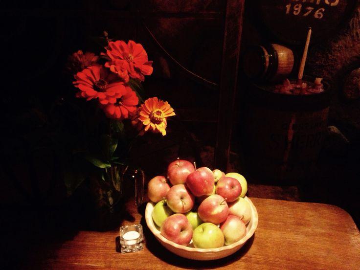 Jabłko i wino