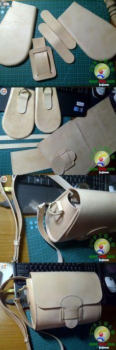 Great bag tutorial:                                                                                                                                                                                 Mais