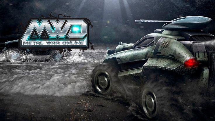 Метал Вар онлайн — боевые машины будущего!