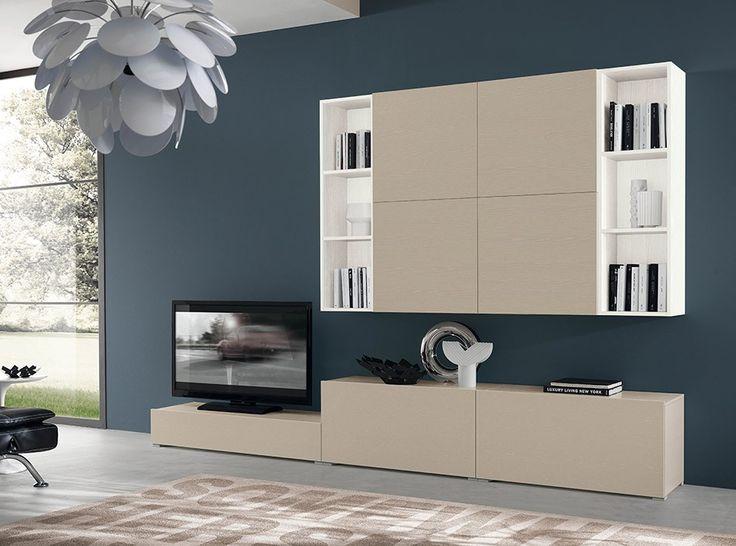 Contemporary Italian Wall Unit VV 3946   $2,635.00 · Tv FurnitureModern Living  Room ...