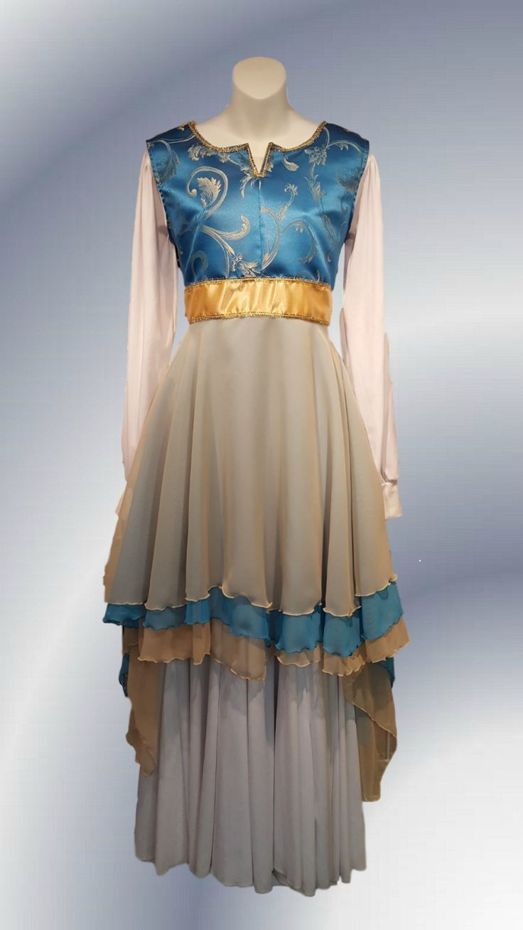 NEW!! New Covenant Priesthood Garment in GOLD. Huge Hit At Illinois and Indiana TEN May 2017 | This garment starts at $70 for the dress, add-on a wide leg pant at $20 or a palazzo at $25