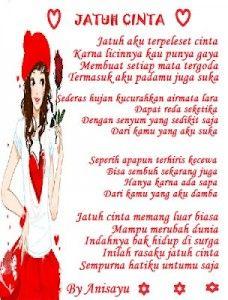Cinta memang dapat membuat semua orang menjadi senang dan apalagi ditambah dengan Puisi Cinta terbaru.   http://informasikan.com/puisi-cinta/