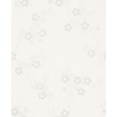 Superfresco Texture - Cherry Blossom in White Wallpaper - 19887 - Home Depot Canada