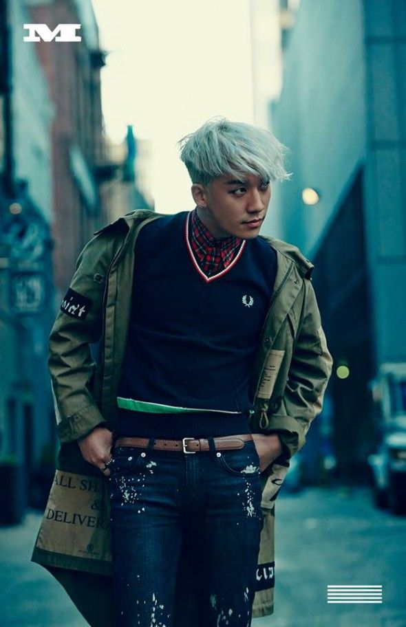 Seung Ri BIGBANG