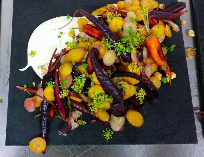 Carrot dessert @Søren wiuff. Www.stedsans.nu