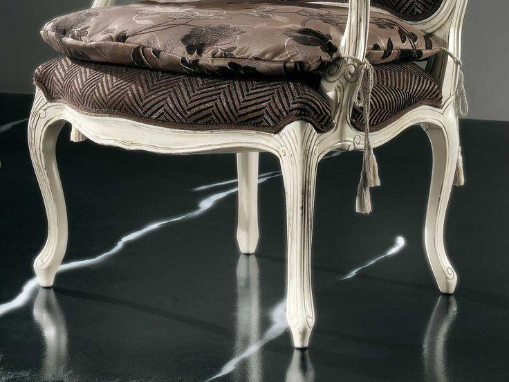 Poltrona In faggio Art.SA 1002 | Sedie e Tavoli