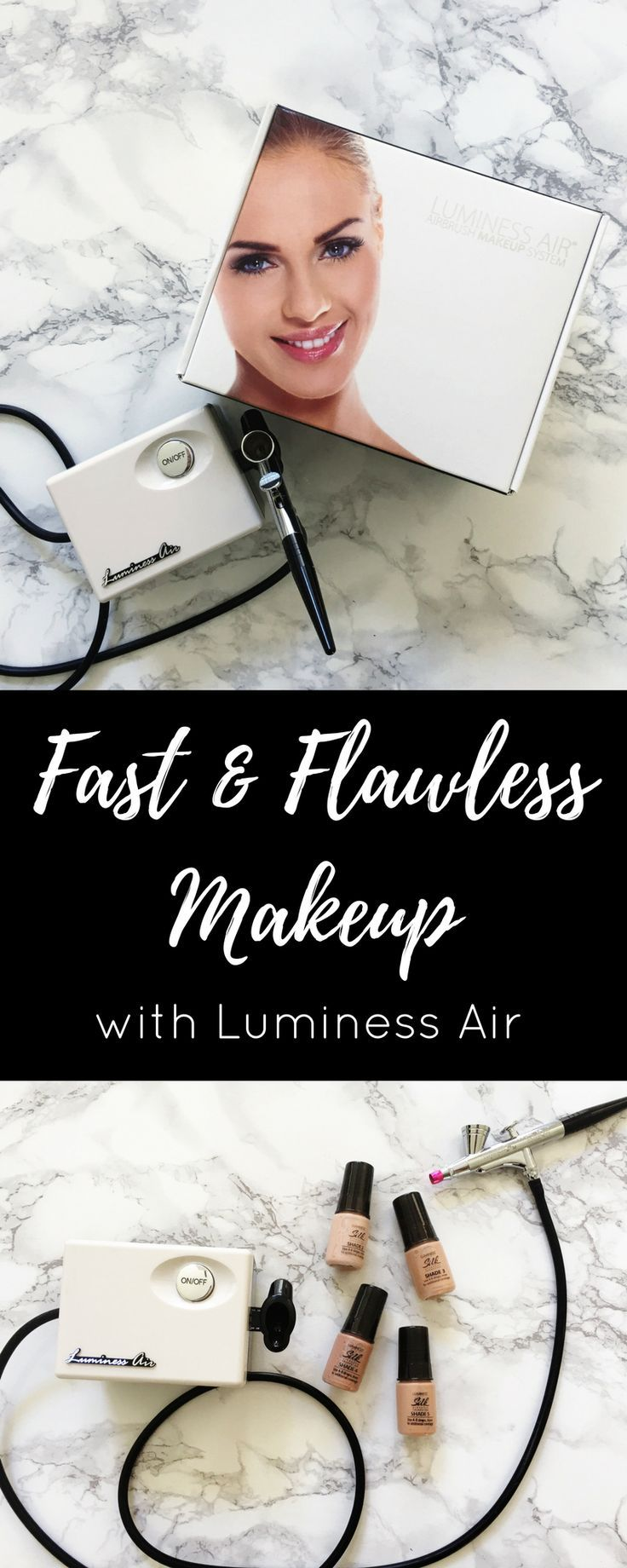Is airbrush makeup for you? Here's my honest review of the Luminess Air airbrush makeup system.