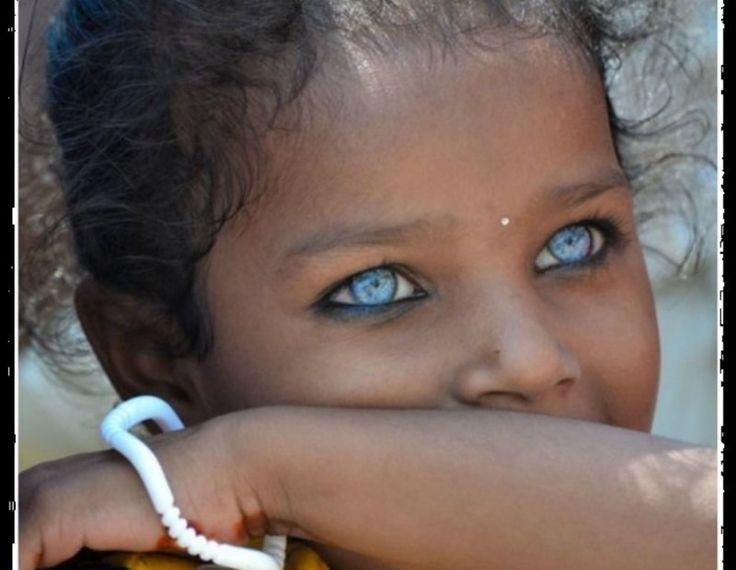 Αυτά είναι τα πιο όμορφα μάτια στον πλανήτη
