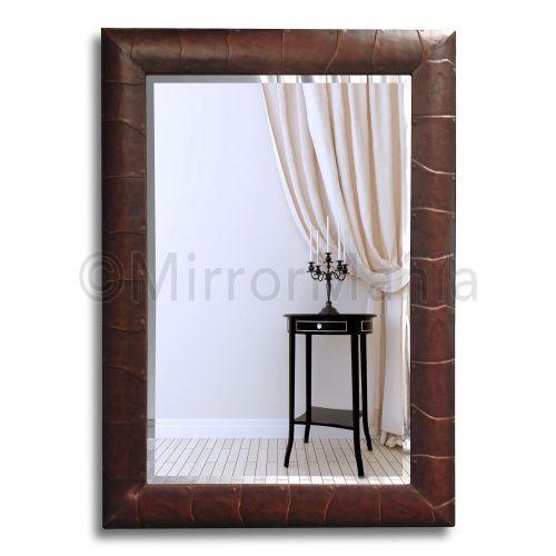 Armadillo Bespoke Handmade Framed Mirror - Special Offers