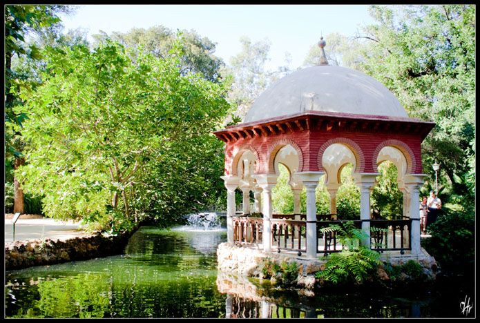 Parque María Luisa, Sevilla. My favourite place of the world, so many memories...