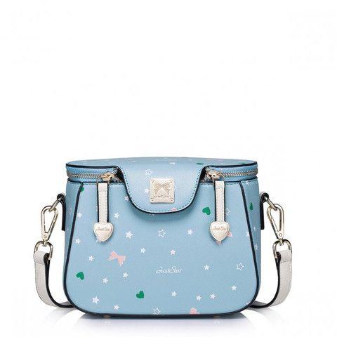 Sweet Light Blue Bag