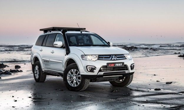 Mitsubishi Pajero sport with off road tyres - Поиск в Google
