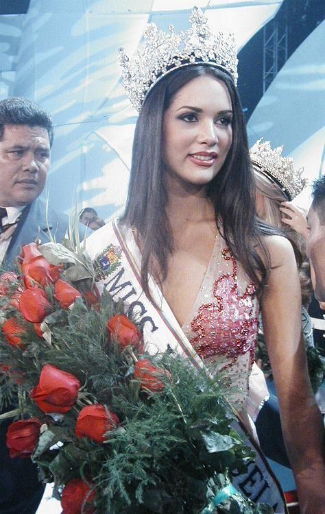 Mónica Spear Mootz Miss Venezuela 2004