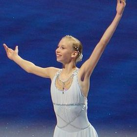Polina Edmunds Proves Herself In Olympic Debut At Sochi [READ MORE: http://uinterview.com/news/polina-edmunds-proves-herself-in-olympic-debut-at-sochi-10597] #polinaedmunds #figureskating #sochi #olympics #winterolympics #ashleywagner #graciegold #yulialipnitskaya #skating