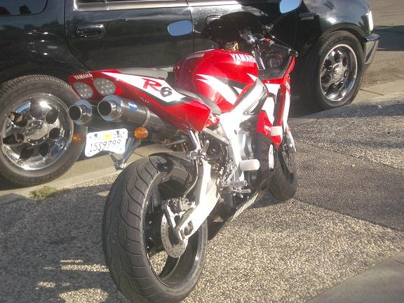 17 best images about bikes on pinterest yamaha r6 pools for Best exhaust system for yamaha r6