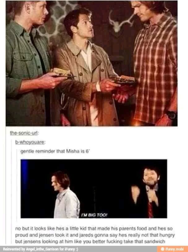 Supernatural.