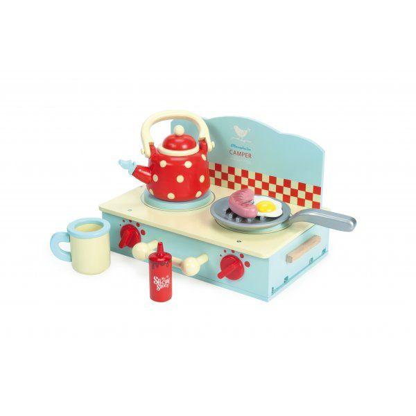 Honeybake Camp Stove Toy