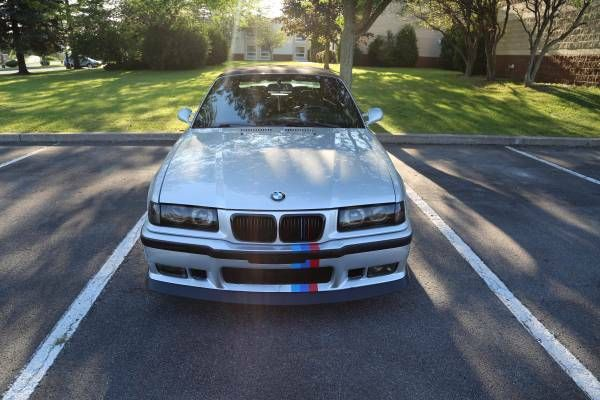 Awesome Amazing 1998 BMW M3  1998 BMW M3 Convertible 2017 2018