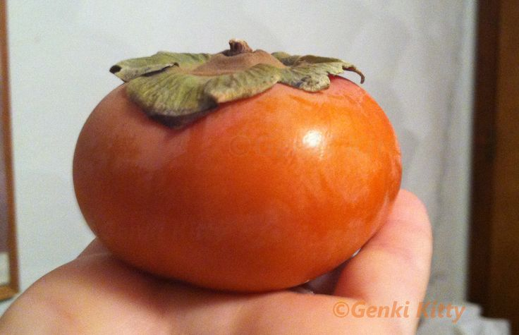 Fuyu Persimmon Fruit