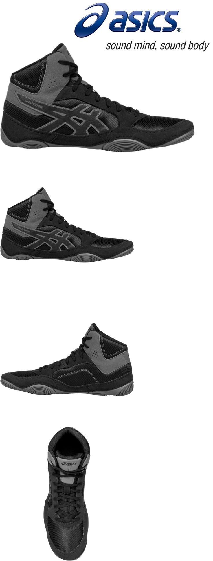 Accessories 36306: *New* Asics Snapdown 2 Wrestling Shoes (Boots) Ringerschuhe Chaussures De Lutte -> BUY IT NOW ONLY: $69.99 on eBay!