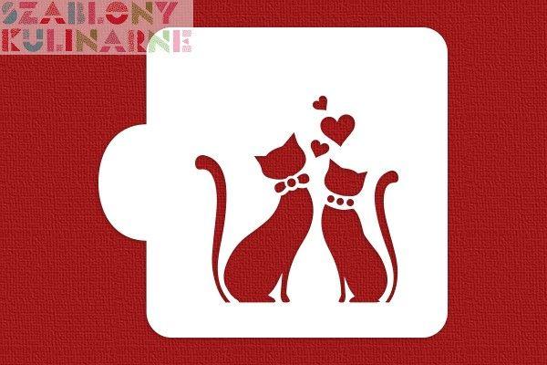 Zakochane kotki