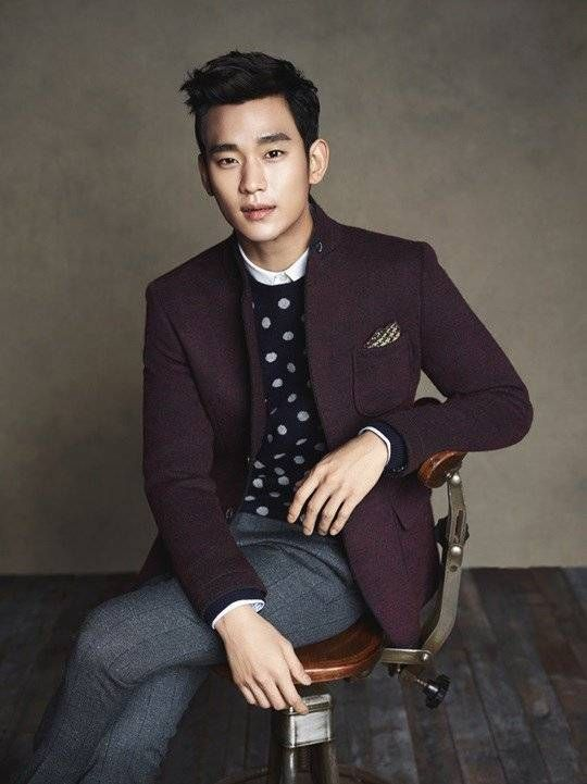 Kim Soo Hyun is sharp and suave in fall pictorial and CF for 'ZIOZIA'  | http://www.allkpop.com/article/2014/08/kim-soo-hyun-is-sharp-and-suave-in-fall-pictorial-and-cf-for-ziozia