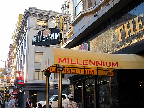 """Millennium Named """"Restaurant of the Year"""""""