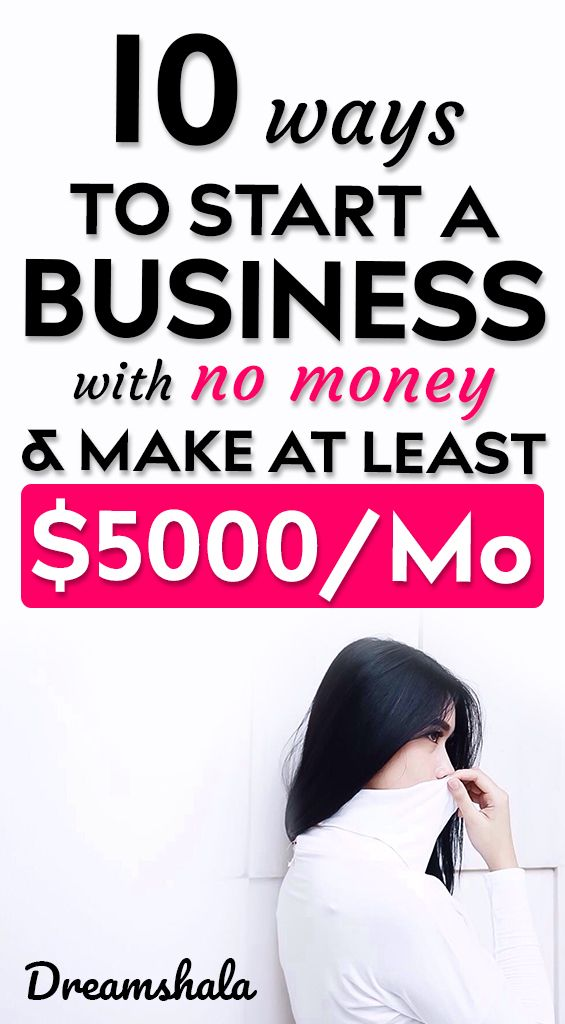 How To Do Business With No Money