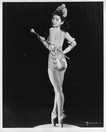 """""""The Betty Grable of Chinatown"""""""