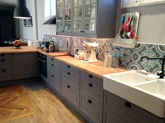 25+ best ideas about ikea fr cuisine on pinterest | facade cuisine ... - Decoration Cuisine Faience