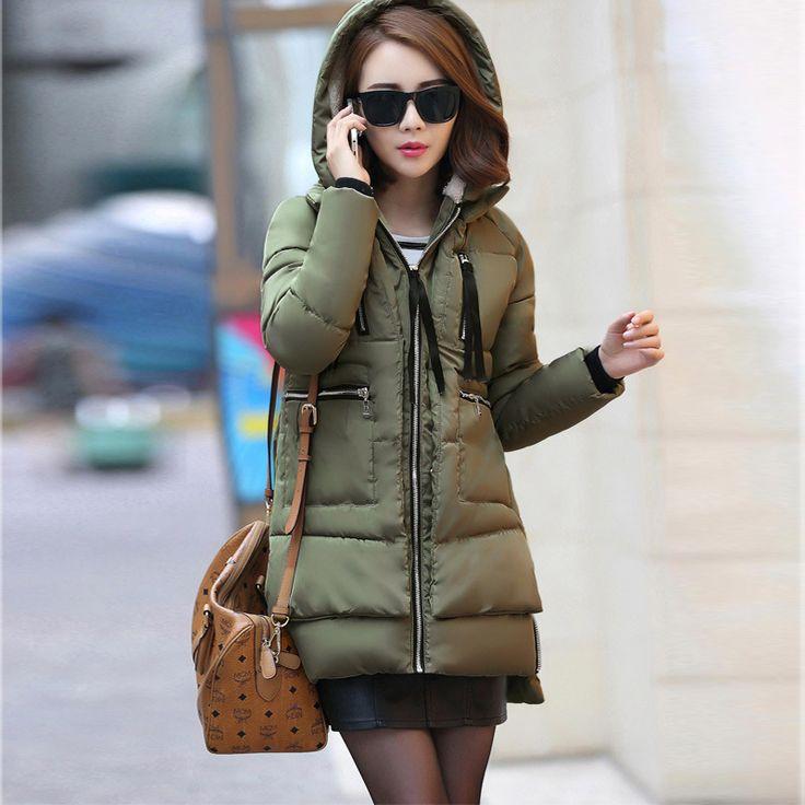 #aliexpress, #fashion, #outfit, #apparel, #shoes 2015, #large, #size, #<font><b>women's</b></font>, #fashion, #winter, #long, #of, #Korean, #version, #of, #military, #<font><b>dress</b></font>, #casual, #cotton, #padded, #down, #jacket, #tide http://s.click.aliexpress.com/e/Eqnu7mIEq