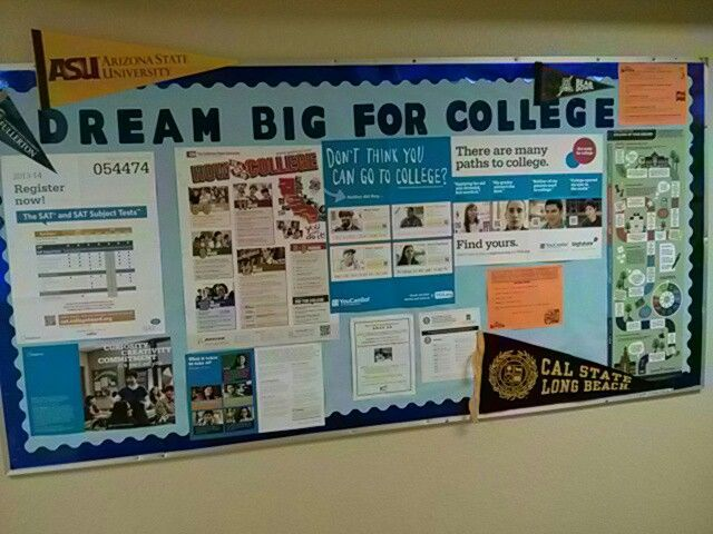bulletin boards for college students - Google Search