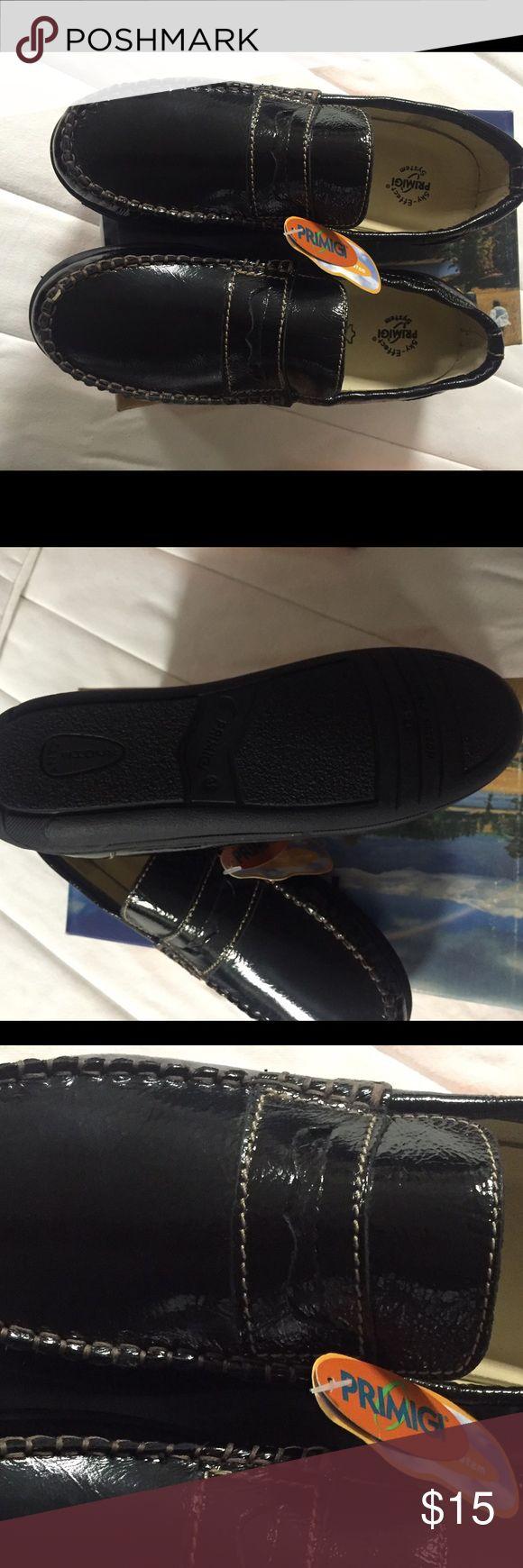 Black primigi Very comfortable black shoes. New in a box Primigi Shoes Moccasins