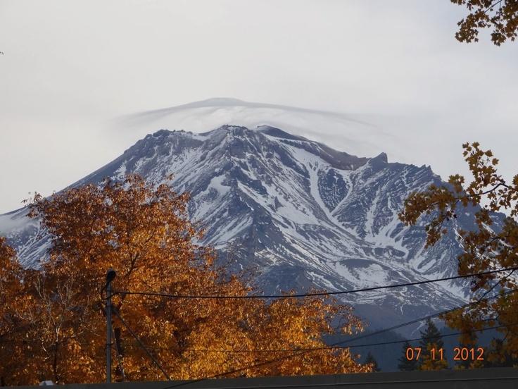 Гора ШАСТА -сокральное место для всех духовных людей
