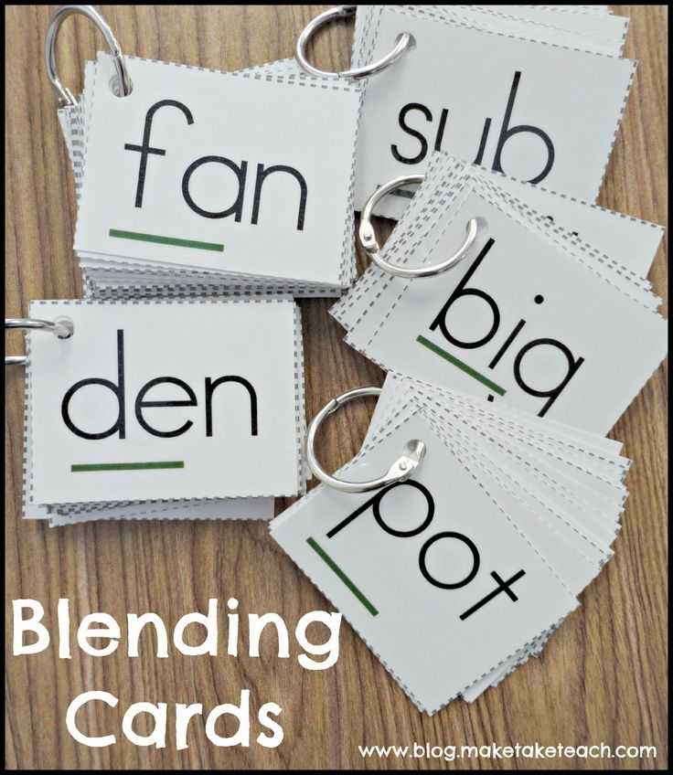 Blending sounds into words–what an exciting step in learning to read.  Once students know a few consonants and vowels, we can begin to teach them how to blend those sounds into meaningful words.  Blending, for some students, is a challenge.  Do you have students who know their letters and sounds and can sound out any …