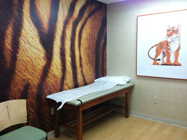 Help Patients Relax With Wall Murals For Medical Offices And Clinics.