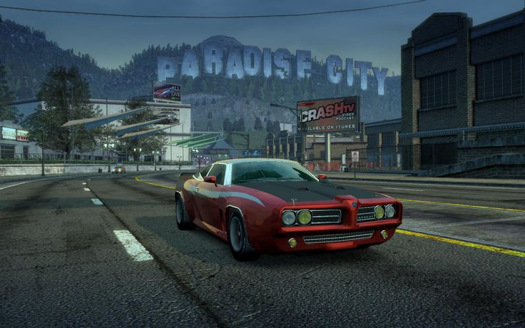 Paradise | Game Trainers: Burnout Paradise: The Ultimate Box v1.1.0 (+6 Trainer ...