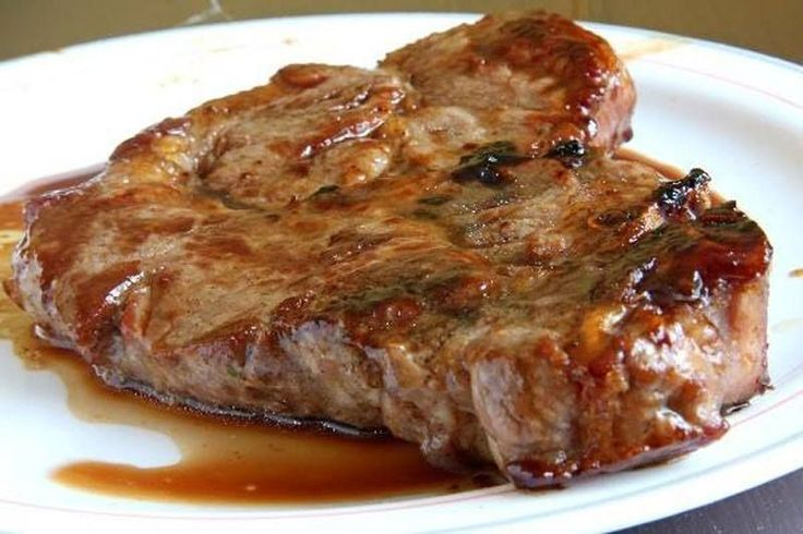Ingredients  6 pork chops  6 tbsp brown sugar  6 tbsp margarine  1 tbsp soy sauce  Directions  Preheat oven to 350 degrees F (175 degrees C).  Place the chops in a 9×13 inch baking pan. Place 1 tablespoon of brown sugar on top