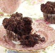 Sensasionele sjokolademuffins