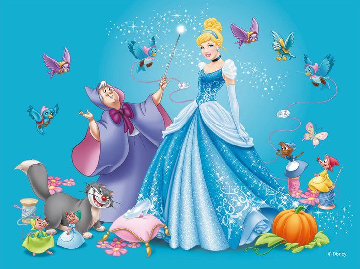 Mice (Cinderella)/Gallery - DisneyWiki